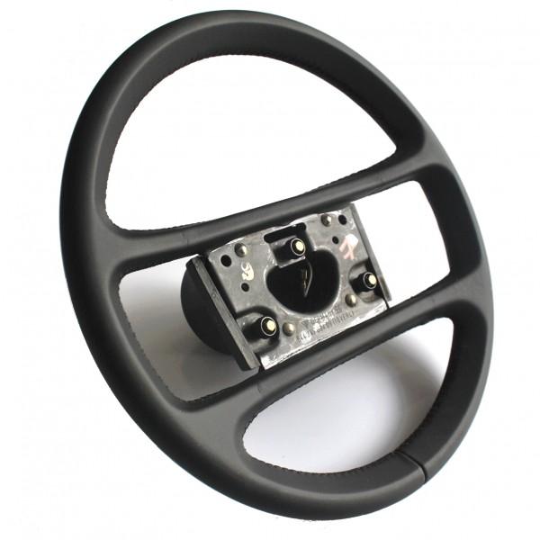 Porsche Lenkrad 944 neu bezogen Kreuzstich ab Lager 94434708409 (10 Verl.) (2)