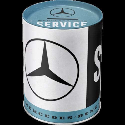 Spardose Mercedes Benz Service