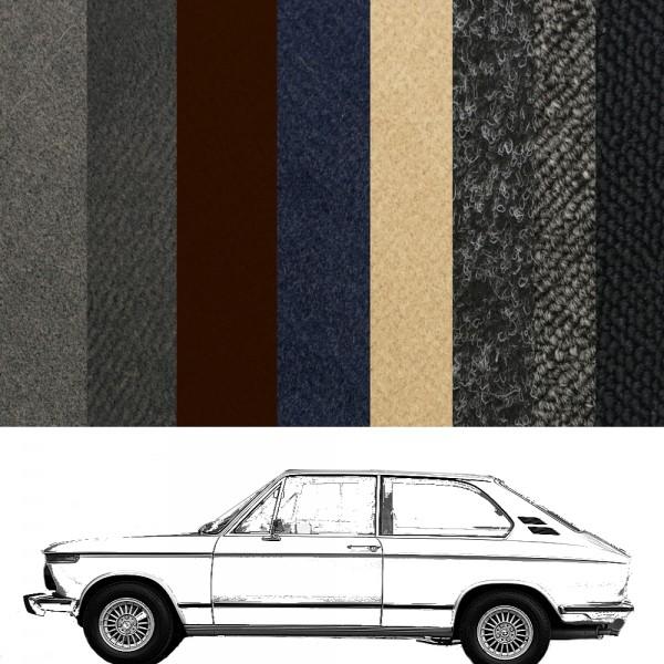 Autoteppich komplett BMW E6 2er Touring verschiedene Farben Neu