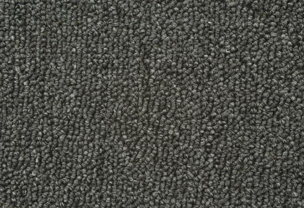 Autoteppich Meterware Schlinge dunkelgrau Geweberücken