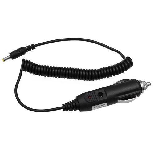 Zigarettenanzünder 4,0mm Hohlstecker Adapter 12V 24V Ladekabel KFZ TV Kabel