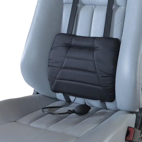 Sitwell Rückenstütze Comfort mit Luftkissen Fahrersitz KFZ Auto Rücken Polster