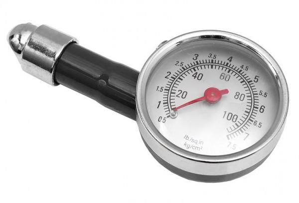 Reifendruckprüfer 0,5-7,5 Bar Reifenprüfer Luftdruckprüfer Reifen Reifendruck