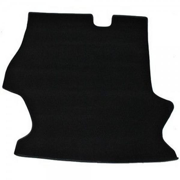 Opel Manta A Kofferraummatte Schlinge schwarz Keder Kunstleder