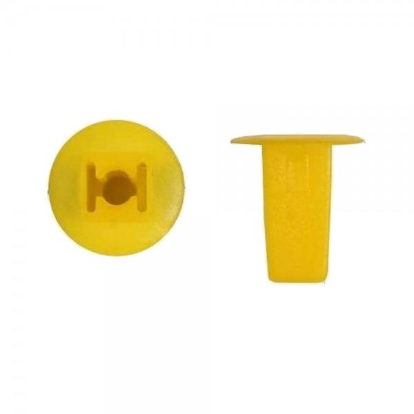 30x Clip Clips Clipse Kunststoff Spreizmutter Türverkleidung KFZ Universal 101