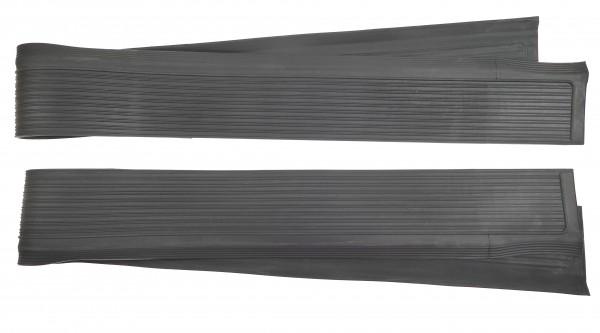 Schwellergummi Mercedes R107 SL Einstiegsleiste Gummi Belag